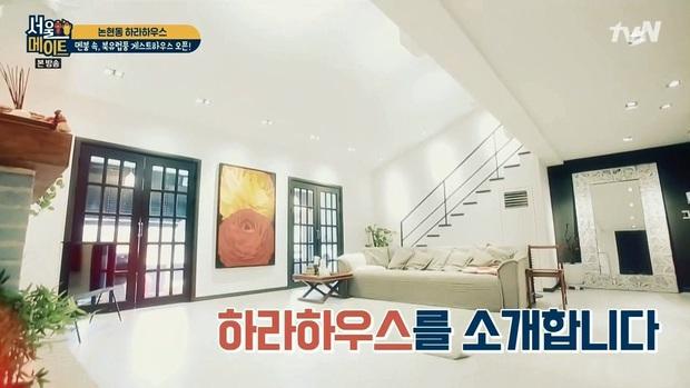 Xót xa khi nhìn lại căn nhà của Goo Hara trên show truyền hình: Rộng thênh thang nhưng nhuốm màu cô đơn - Ảnh 2.
