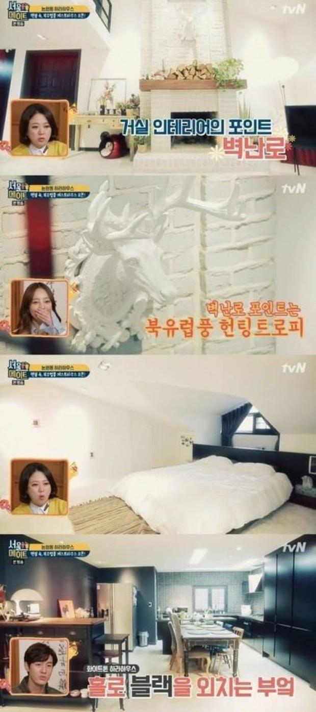 Xót xa khi nhìn lại căn nhà của Goo Hara trên show truyền hình: Rộng thênh thang nhưng nhuốm màu cô đơn - Ảnh 3.