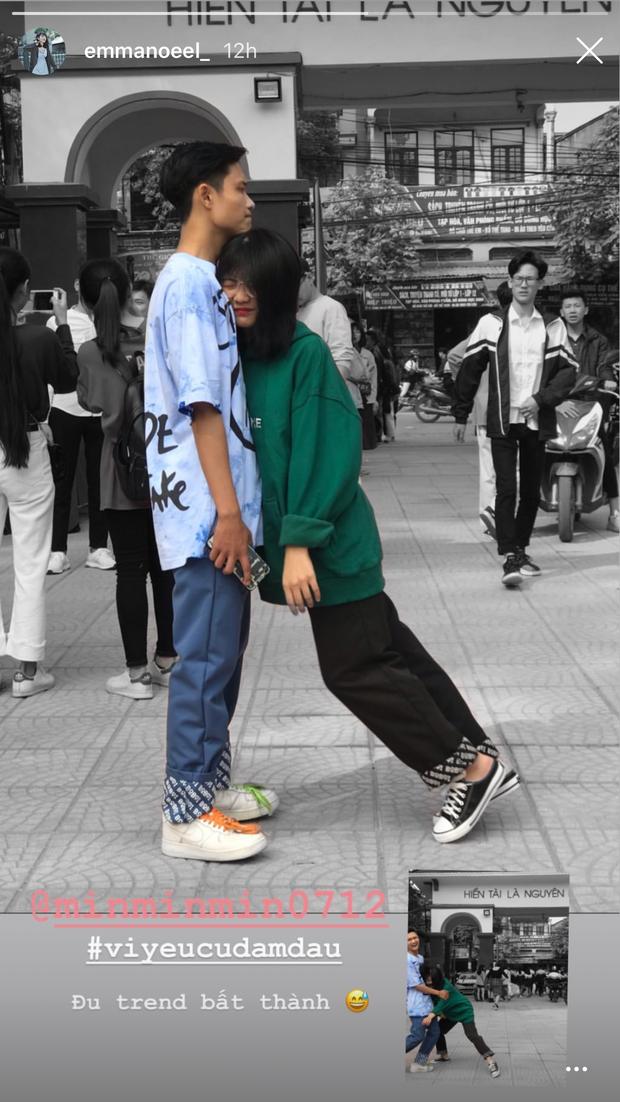 Trend chụp ảnh Vì yêu cứ đâm đầu: Có bồ thì dựa, không có bồ cũng dựa! - Ảnh 8.