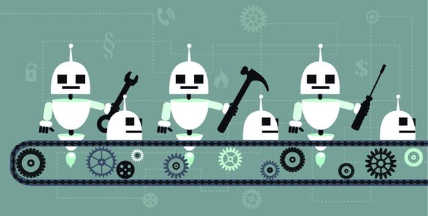 Bloomberg: Công nghệ sẽ thay thế con người hay tạo ra một thế hệ xuất chúng hơn? - Ảnh 2.