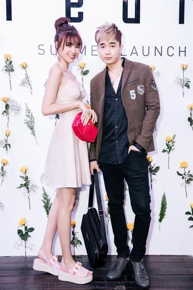 Ninh Dương Lan Ngọc thừa nhận có bạn trai, netizen lập tức lục lại loạt bằng chứng hẹn hò Chi Dân dù một mực phủ nhận - Ảnh 1.