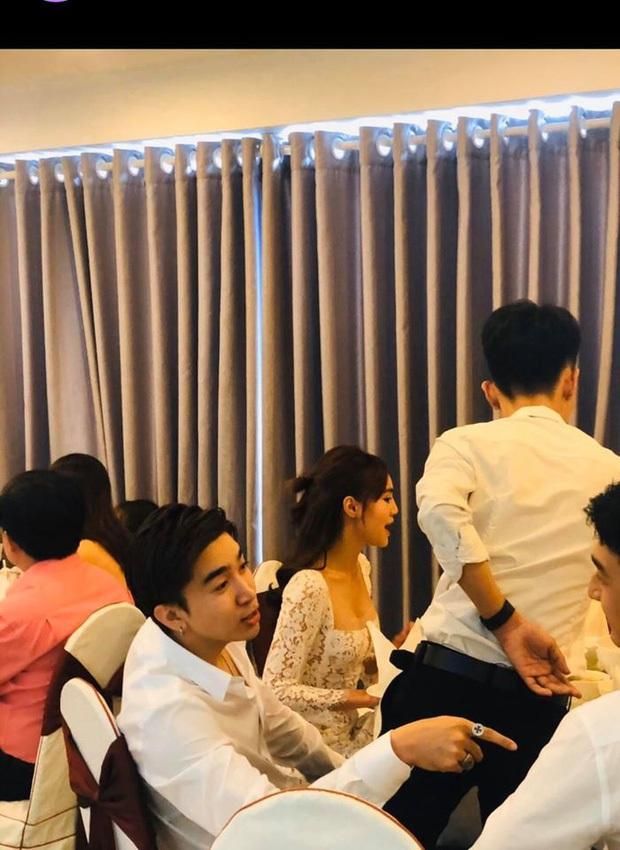 Ninh Dương Lan Ngọc thừa nhận có bạn trai, netizen lập tức lục lại loạt bằng chứng hẹn hò Chi Dân dù một mực phủ nhận - Ảnh 4.