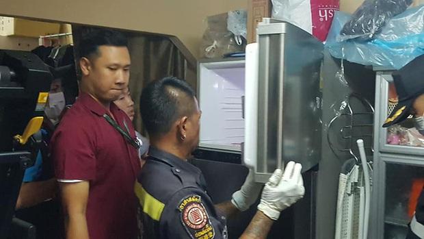 Án mạng chấn động Thái Lan: Con trai 20 tuổi sát hại mẹ rồi nhét thi thể vào tủ lạnh - Ảnh 2.
