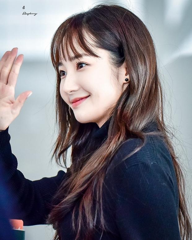 Park Min Young, Park Shin Hye... hay cả Han Ji Won đã ngoài 40: Tất cả những nàng có tuổi của Hàn đều đang hồi xuân nhan sắc nhờ tóc mái lưa thưa  - Ảnh 3.