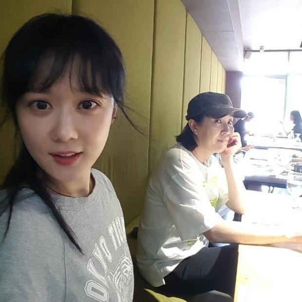 Park Min Young, Park Shin Hye... hay cả Han Ji Won đã ngoài 40: Tất cả những nàng có tuổi của Hàn đều đang hồi xuân nhan sắc nhờ tóc mái lưa thưa  - Ảnh 6.