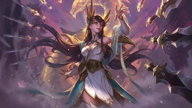 Ngắm nhìn hội chị em hot girl trong thế giới Liên Minh Huyền Thoại, nữ thần Ahri vẫn là số 1 - Ảnh 7.