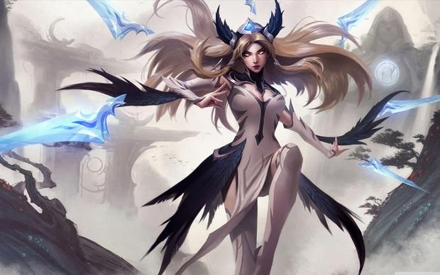 Ngắm nhìn hội chị em hot girl trong thế giới Liên Minh Huyền Thoại, nữ thần Ahri vẫn là số 1 - Ảnh 8.