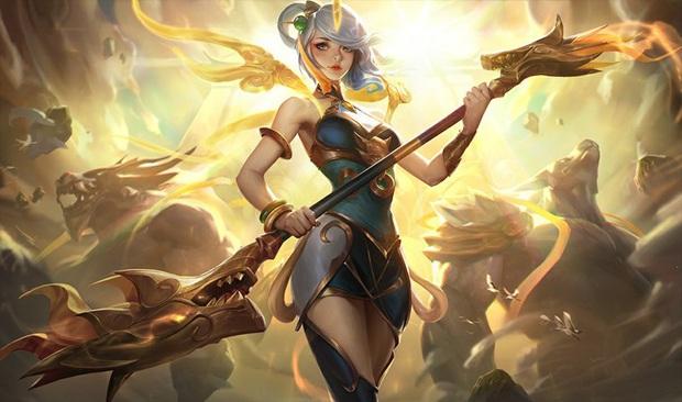 Ngắm nhìn hội chị em hot girl trong thế giới Liên Minh Huyền Thoại, nữ thần Ahri vẫn là số 1 - Ảnh 9.