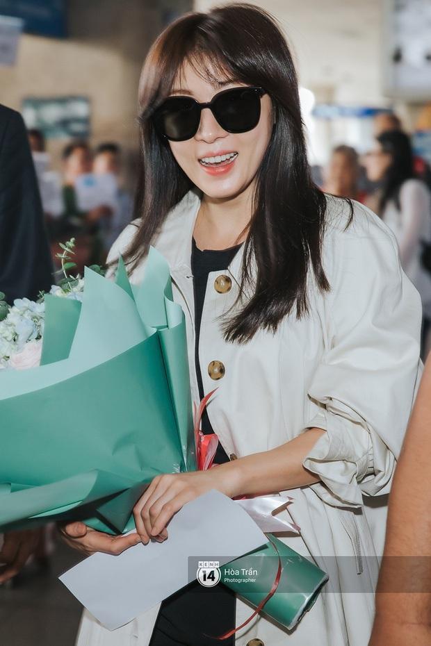 Park Min Young, Park Shin Hye... hay cả Han Ji Won đã ngoài 40: Tất cả những nàng có tuổi của Hàn đều đang hồi xuân nhan sắc nhờ tóc mái lưa thưa  - Ảnh 10.