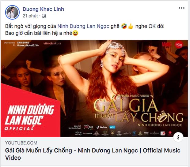 Ninh Dương Lan Ngọc vừa comeback đã đắt show quá: Hết Ngô Kiến Huy đến nhạc sĩ Dương Khắc Linh tranh nhau đòi hợp tác - Ảnh 3.