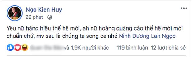 Ninh Dương Lan Ngọc vừa comeback đã đắt show quá: Hết Ngô Kiến Huy đến nhạc sĩ Dương Khắc Linh tranh nhau đòi hợp tác - Ảnh 4.