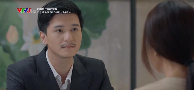 Huỳnh Anh điển trai như tổng tài xuất hiện cứu nguy cuộc đời của bạn gái cũ ở Tiệm Ăn Dì Ghẻ tập 4 - Ảnh 4.
