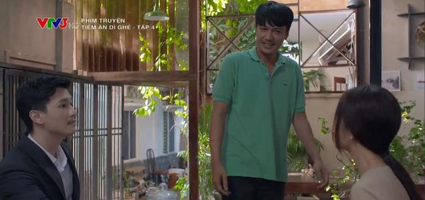 Huỳnh Anh điển trai như tổng tài xuất hiện cứu nguy cuộc đời của bạn gái cũ ở Tiệm Ăn Dì Ghẻ tập 4 - Ảnh 8.