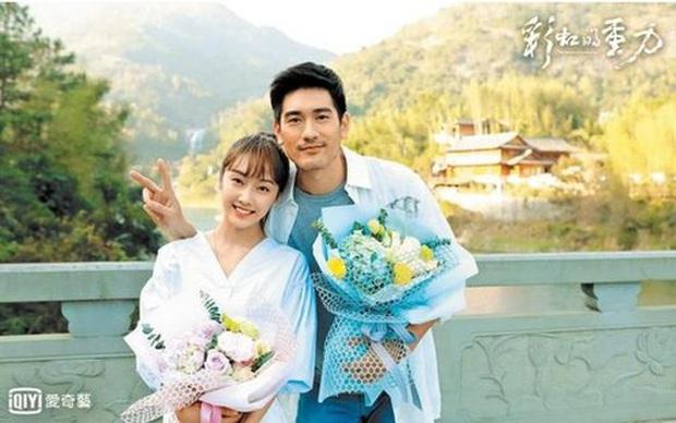 Cao Dĩ Tường ra đi đột ngột để lại dự án ngôn tình dang dở với Tần Lam: Trailer đã quay xong, phim vẫn chờ lên sóng - Ảnh 8.