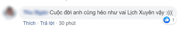Netizen bàng hoàng nhận ra Cao Dĩ Tường tài hoa mà bạc mệnh giống y như Vương Lịch Xuyên - Ảnh 8.
