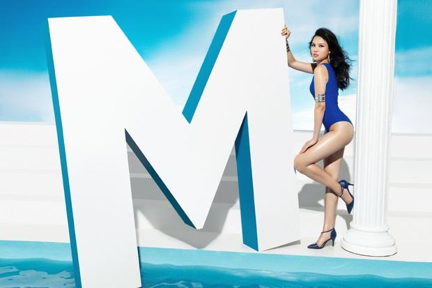 Trước thềm bán kết, Top 45 Hoa hậu Hoàn vũ Việt Nam gây sốt với loạt ảnh bikini hiện đại, khoe body khỏe khoắn - Ảnh 8.