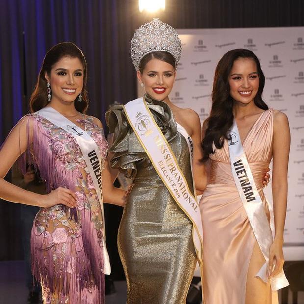 Ngọc Châu có tin vui đầu tiên tại Miss Supranational, xuất sắc về nhì ở phần thi Người đẹp thanh lịch - Ảnh 2.