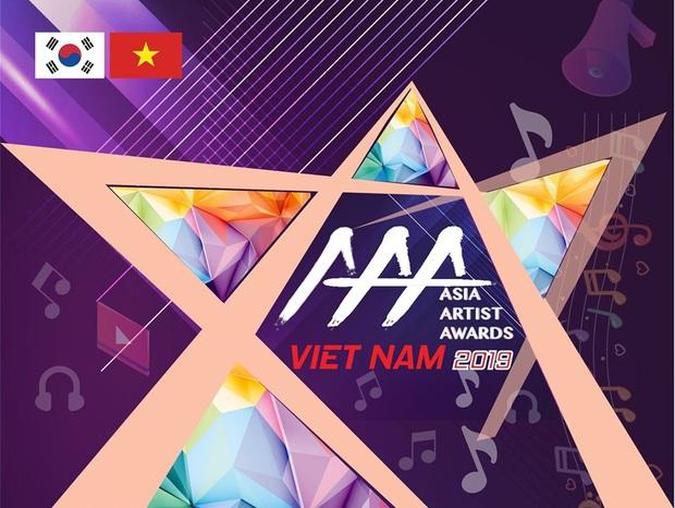 """Nhóm nhạc Feel Special biểu diễn ca khúc """"TWICE"""" và Fancy, thêm một pha """"lag"""" cực mạnh tại AAA 2019! - Ảnh 1."""