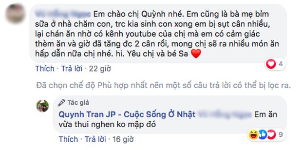 """Loạt comment vừa lầy vừa phũ của Quỳnh Trần JP khi tung hứng với cư dân mạng: Tìm đâu ra Youtuber """"mặn"""" như chị? - Ảnh 13."""