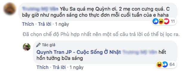 """Loạt comment vừa lầy vừa phũ của Quỳnh Trần JP khi tung hứng với cư dân mạng: Tìm đâu ra Youtuber """"mặn"""" như chị? - Ảnh 10."""