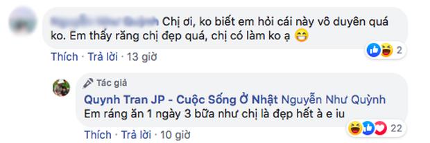 """Loạt comment vừa lầy vừa phũ của Quỳnh Trần JP khi tung hứng với cư dân mạng: Tìm đâu ra Youtuber """"mặn"""" như chị? - Ảnh 9."""