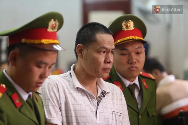 Kết thúc phiên xử buổi sáng vụ mẹ nữ sinh giao gà cùng đồng phạm: Vì Thị Thu phản cung, bà Hiền nói mình bị oan - Ảnh 16.