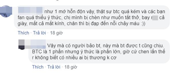 """Từ AAA 2019 ngẫm về văn hóa fandom Việt: Năm nay có khác năm xưa hay vẫn ngao ngán trước cảnh """"fan cuồng"""", quá khích như """"xác sống""""? - Ảnh 23."""