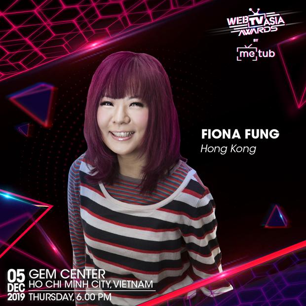 Chi Pu, Đen Vâu, AMEE, Suni Hạ Linh được chọn mặt gửi vàng để trình diễn chung sân khấu với Diva Hongkong Fiona Fung tại WebTVAsia Awards 2019 - Ảnh 7.