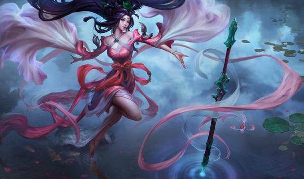 Ngắm nhìn hội chị em hot girl trong thế giới Liên Minh Huyền Thoại, nữ thần Ahri vẫn là số 1 - Ảnh 13.