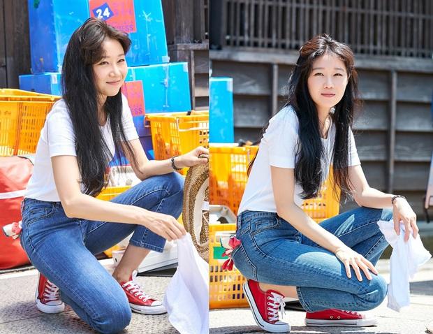 Suýt nữa thì Gong Hyo Jin từ chối đóng Khi Cây Trà Trổ Hoa, biên kịch trổ tài bép xép thế là chị đẹp lọt hố luôn! - Ảnh 3.