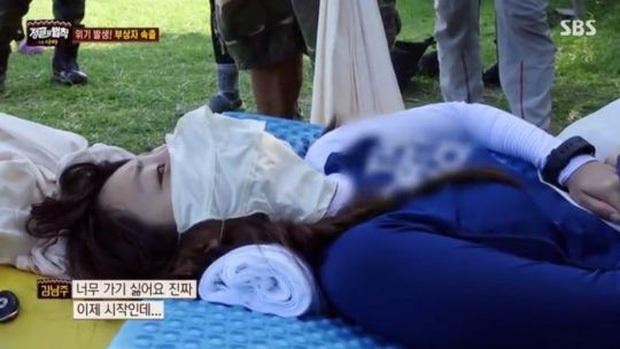 Sao Hàn từng gặp những tai nạn nguy hiểm đến tính mạng khi đi show thực tế - Ảnh 19.