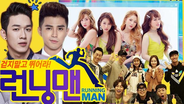 """Dàn sao Việt phản hồi và từ chối tham gia fanmeeting """"Running Man"""" - Ảnh 1."""