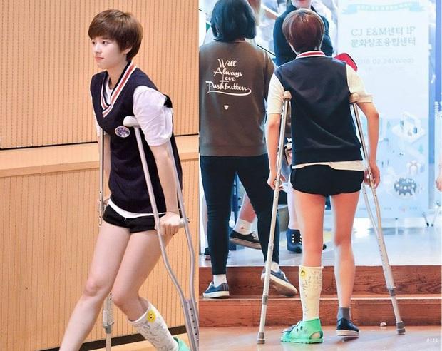 Sao Hàn từng gặp những tai nạn nguy hiểm đến tính mạng khi đi show thực tế - Ảnh 7.