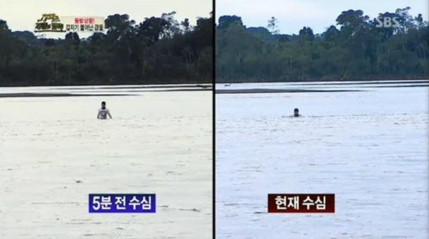Sao Hàn từng gặp những tai nạn nguy hiểm đến tính mạng khi đi show thực tế - Ảnh 15.