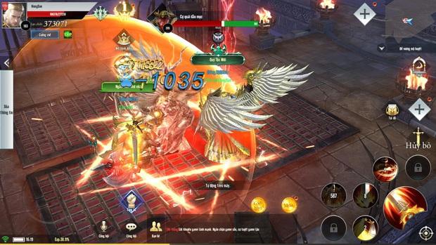 Tựa game thần thoại Thiên Sứ Mobile chính thức ra mắt game thủ Việt  - Ảnh 3.