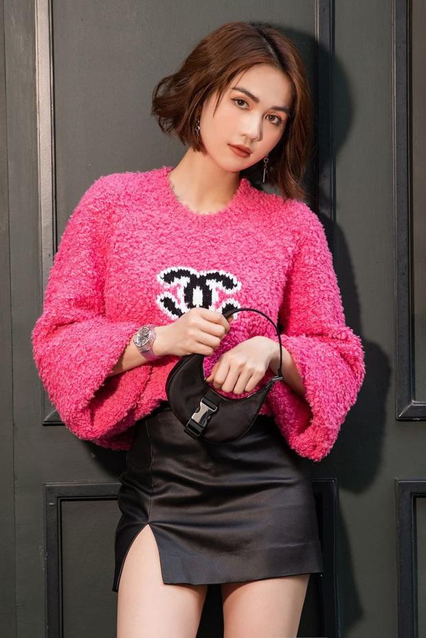 Chiếc áo quốc dân hot nhất Thu Đông này: Từ Ngọc Trinh, Chi Pu cho đến Phượng Chanel và cả loạt sao đều mê mẩn - Ảnh 2.