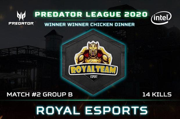 Vòng loại Predator League 2020 bảng B: Kịch tính đến phút chót, GameHome suýt thành cựu vương - Ảnh 3.