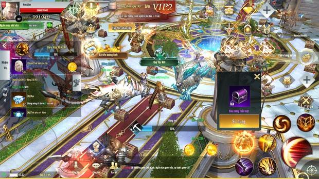 Tựa game thần thoại Thiên Sứ Mobile chính thức ra mắt game thủ Việt  - Ảnh 4.