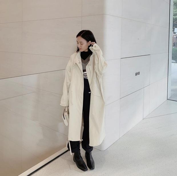 Trời chuyển lạnh, chị em cần trau dồi ngay 4 tips diện áo khoác giúp vóc dáng như gầy đi vài kilogram - Ảnh 4.