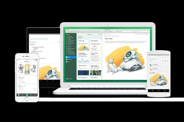 Dẹp giấy bút và tải ngay các ứng dụng Note siêu hiệu quả, dễ sử dụng - Ảnh 5.