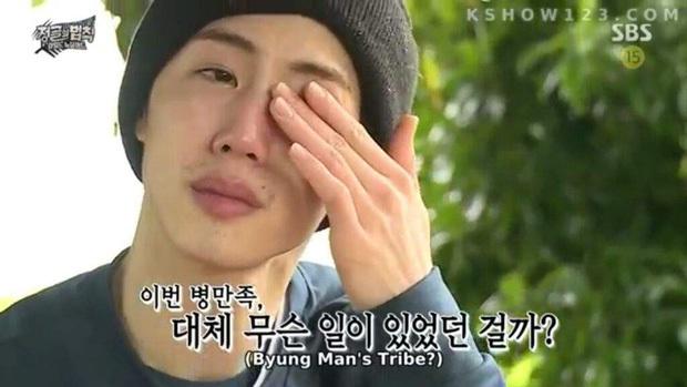 Sao Hàn từng gặp những tai nạn nguy hiểm đến tính mạng khi đi show thực tế - Ảnh 12.