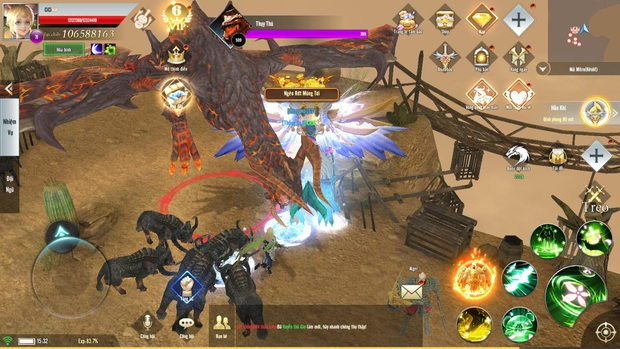 Tựa game thần thoại Thiên Sứ Mobile chính thức ra mắt game thủ Việt  - Ảnh 7.