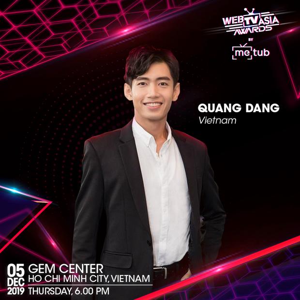 Chi Pu, Đen Vâu, AMEE, Suni Hạ Linh được chọn mặt gửi vàng để trình diễn chung sân khấu với Diva Hongkong Fiona Fung tại WebTVAsia Awards 2019 - Ảnh 5.
