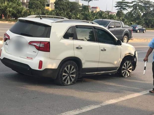 """Thực hư thông tin """"xe điên"""" gây tai nạn 4 người thương vong tại Long Biên, Hà Nội - Ảnh 1."""