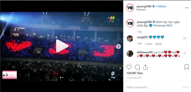 """Fandom chịu chơi nhất Việt Nam gọi tên VNELF: Tài trợ cho AAA 2019 đã đành còn mở project trăm triệu khiến Super Junior """"phổng mũi"""" tự hào - Ảnh 9."""