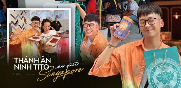 """Lạc lối ở """"thiên đường mua sắm"""" Singapore với hàng trăm local brand bao vây! - Ảnh 16."""