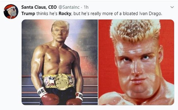 Tổng thống Trump đăng ảnh chế lên MXH, tự nhận mình có khuôn ngực nở nang để rồi bị dân mạng troll không thương tiếc - Ảnh 5.