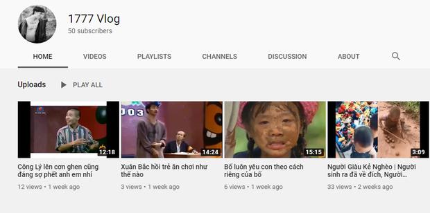 1977 Vlog bị nhái hàng loạt trên YouTube: Hết trò kiếm fame nên bôi ra 1997, 1777 Vlog để đó cho vui? - Ảnh 4.