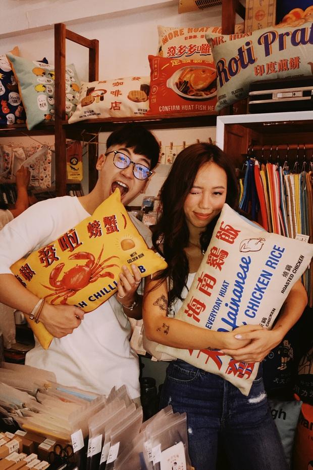 """Lạc lối ở """"thiên đường mua sắm"""" Singapore với hàng trăm local brand bao vây! - Ảnh 9."""
