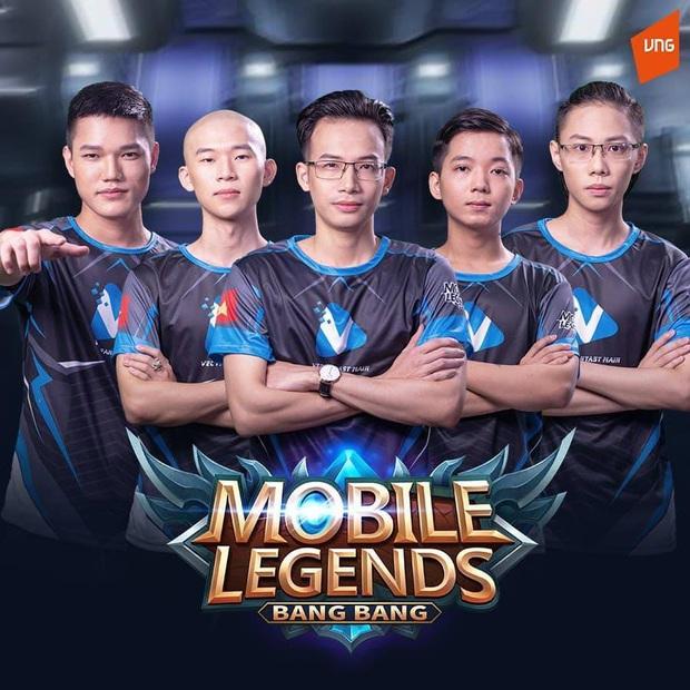 Chân dung binh đoàn soái ca VEC Fantasy Main của Mobile Legends: Bang Bang Việt Nam tham dự đấu trường SEA Games 30 - Ảnh 2.